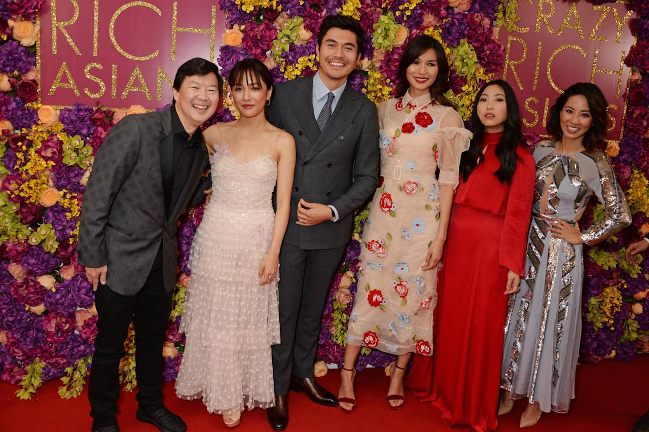 "<p>It appears like <a href=""http://www.hollywoodreporter.com/news/crazy-rich-asians-screenwriter-adele-lim-exits-sequel-pay-disparity-dispute-1236431"" target=""_blank"" class=""ga-track"" data-ga-category=""Related"" data-ga-label=""http://www.hollywoodreporter.com/news/crazy-rich-asians-screenwriter-adele-lim-exits-sequel-pay-disparity-dispute-1236431"" data-ga-action=""In-Line Links"">the film's main stars will return for the sequel</a>. As <strong>The Hollywood Reporter</strong> adds, ""the actors are currently under option"" for the sequel, and even though they have other projects in the works, it shouldn't interfere with scheduling. </p>"