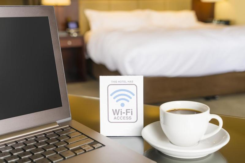 A Today show investigation has revealed why you might want to think twice before logging into hotel WiFi. Photo: Getty Images