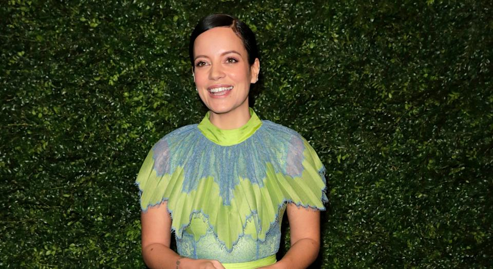 Lily Allen is mum to two daughters, aged seven and eight. (Getty Images)