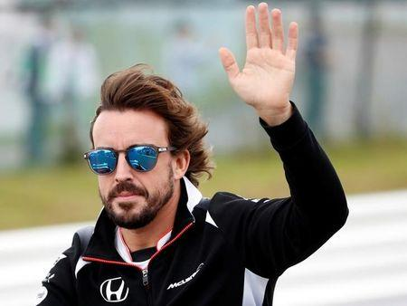 Fernando Alonso no GP do Japão