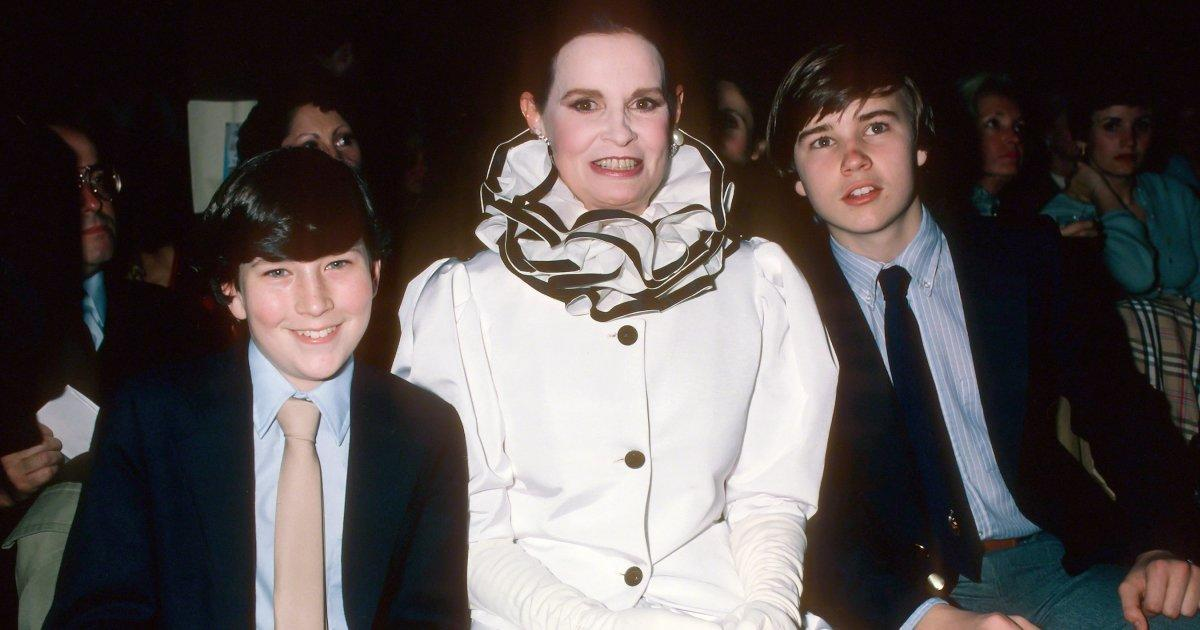 Gloria Vanderbilt's Life in Photos
