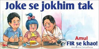 Amul's Take on Tanmay's Sachin-Lata Roast is Quite Funny