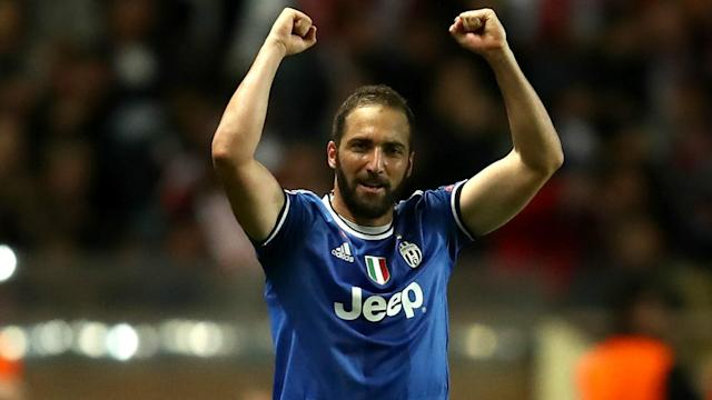 Juventus took a huge step towards the Champions League final by earning a two-goal win over Monaco, courtesy of Gonzalo Higuain.