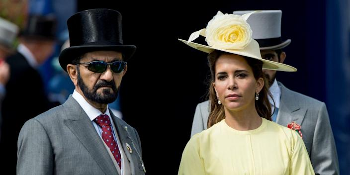 princess haya epsom