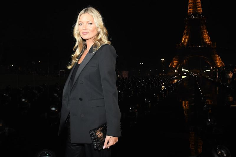 The court heard about his stay in a New York hotel with his ex-girlfriend Kate Moss (Getty Images)