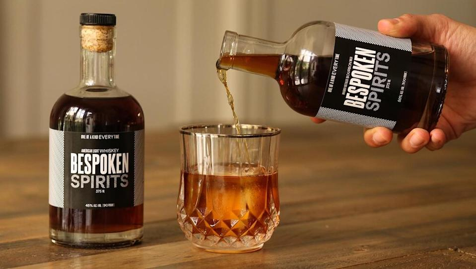 Bespoken Spirits claims to have mastered shrinking the whiskey aging process from years to days. It's namesake whiskey has won awards as the company looks to leverage the technology with third party clients. (Bespoken Spirits)