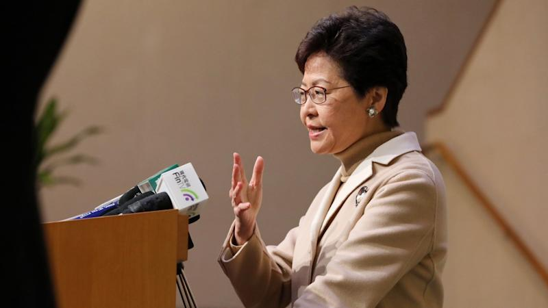 Don't be like Hong Kong leader Carrie Lam with only 3 to 5 hours' sleep, doctors warn