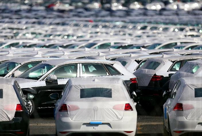 The scandal has tarnished VW's name, left it exposed to up to 18 billion dollars (16 billion euros) in US fines, and wiped a third off its stock market value in a week (AFP Photo/Francois Nascimbeni)