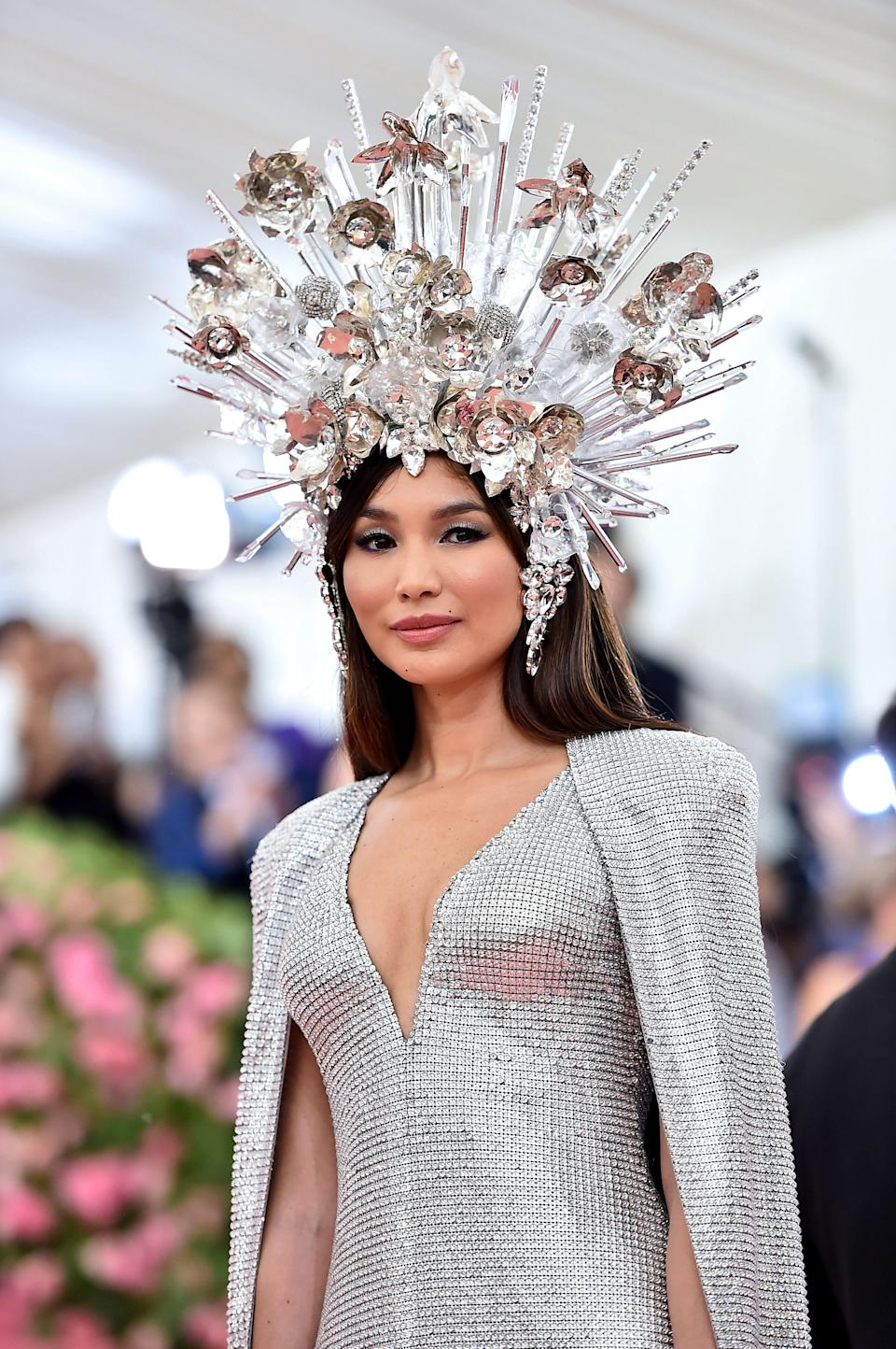 """<p><a href=""""https://www.elle.com/uk/life-and-culture/culture/a28613834/gemma-chan-i-am-hannah/"""" rel=""""nofollow noopener"""" target=""""_blank"""" data-ylk=""""slk:Gemma Chan"""" class=""""link rapid-noclick-resp"""">Gemma Chan</a> has successfully won over audiences with her aptly flawed and raw performances, showcasing versatility in her projects from British TV series like Humans to big-budget blockbusters (portraying an alien sniper in Captain Marvel), to a classical performance in the Oscar-nominated Mary Queen of Scots.</p><p>On screen, Chan is known for her effortless elegance, particularly in her role of sophisticated socialite Astrid Young Teo in 2018's Crazy Rich Asians but her attention to style and her thoughtful approach to fashion - showcased especially during awards season - transcends off the silver screen too</p><p>Here we take a look at Chan's best looks..<br></p>"""