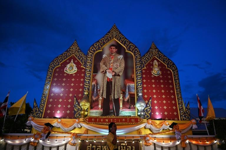 The Thai monarchy takes primacy in the country's power pyramid, but it is buttressed by the army