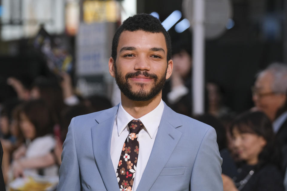 """Actor Justice Smith wrote a powerful Instagram post about Black Lives Matter """"as a black queer man."""" (Photo: Keith Tsuji/Getty Images)"""