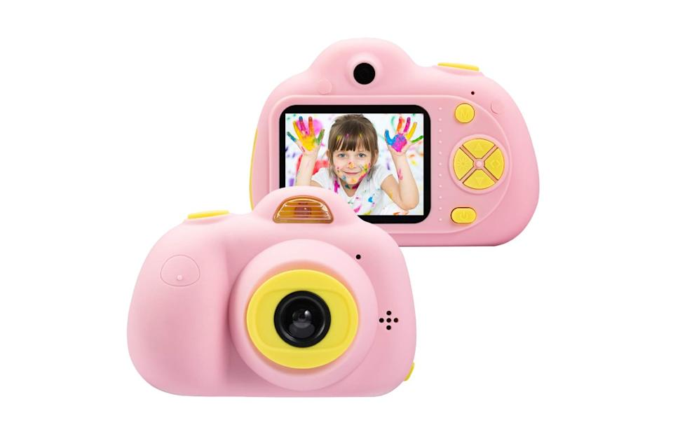 """""""What's a camera?"""" Modern kids will find this """"old-timey"""" device fascinating. (Photo: Amazon)"""
