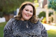 <p>Chrissy Metz visited Hallmark Channel's <em>Home & Family</em> at Universal Studios Hollywood in Universal City, California.</p>