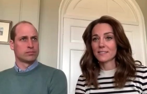 Wills and Kate have connected with the public over Zoom during Coronavirus. Photo: Getty Images