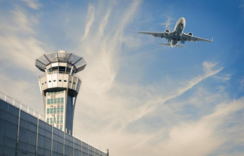 Pilots and air traffic officials noticed the suspicious flying object in the air last October. Photo: Getty