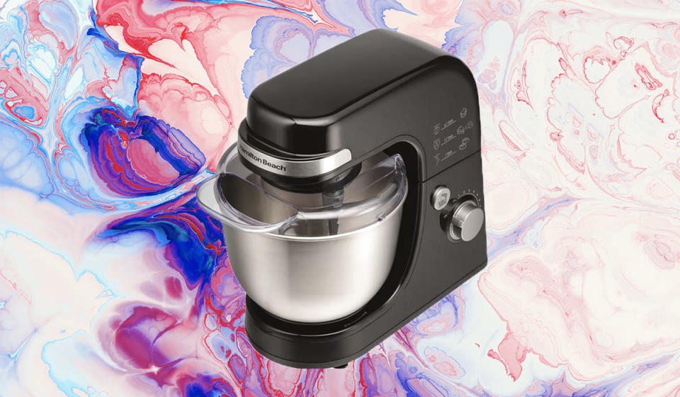 This mixer is small but mighty. (Photo: Wayfair)