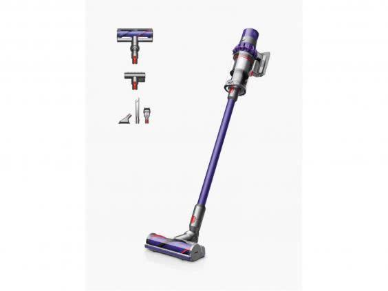Making hoovering a breeze with this cordless machine (John Lewis and Partners)