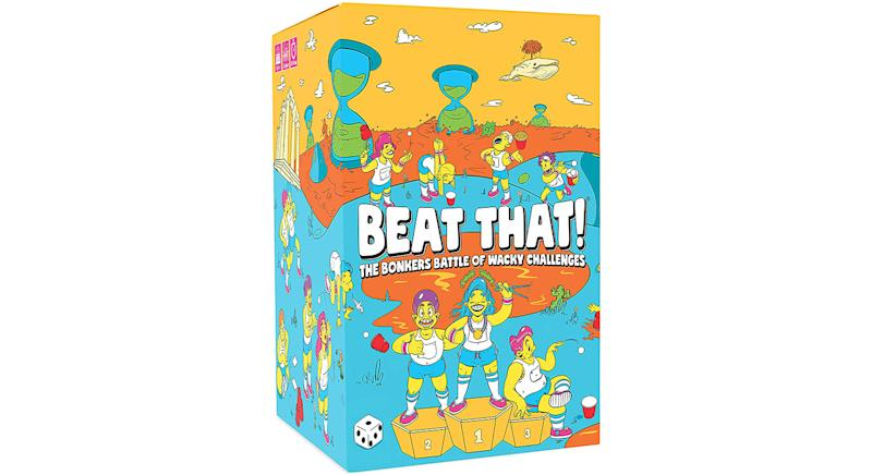 Beat That! - The Bonkers Battle of Wacky Challenges game