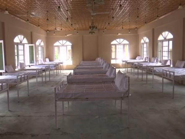 An inside view of the Centre in Baba Demp area (ANI).