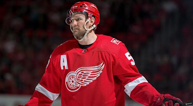 Niklas Kronwall has thought about this upcoming year being his last in the National Hockey League. (Photo by Dave Reginek/NHLI via Getty Images)