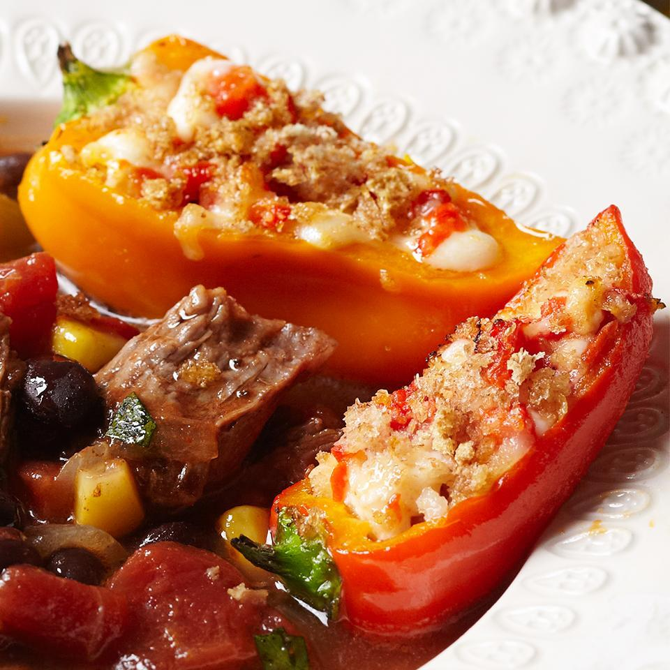 <p>This fun side-dish is easy to make and wonderfully compliments any main dish.</p>
