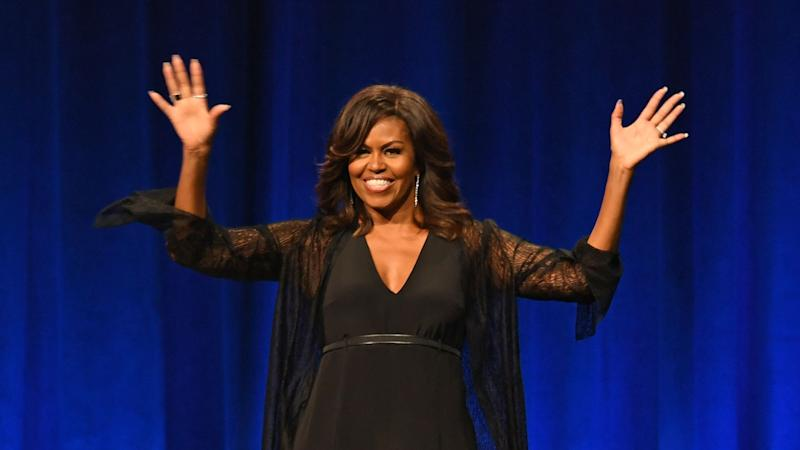 Michelle Obama Is 'Most Admired' Woman in the World, Says YouGov Poll