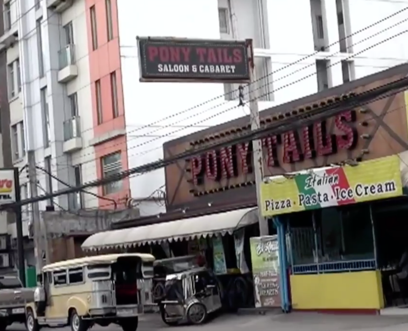 Pony Tails bar in the Philippines where Nationals MP George Christensen allegedly frequented many times.