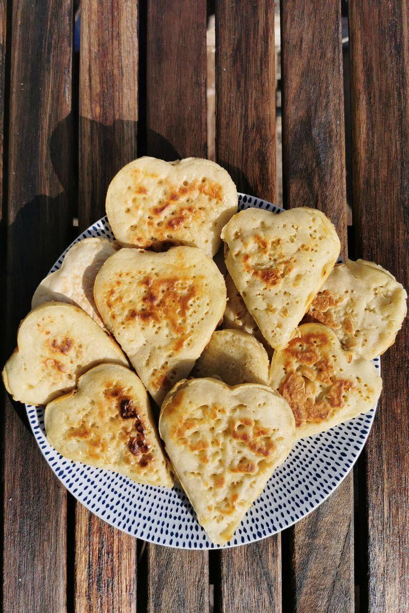 """<p>Is there anything more British than a crumpet? These <a href=""""https://www.delish.com/uk/cooking/recipes/g28934063/afternoon-tea-recipes/"""" rel=""""nofollow noopener"""" target=""""_blank"""" data-ylk=""""slk:teatime treats"""" class=""""link rapid-noclick-resp"""">teatime treats</a> are one of our favourite <a href=""""https://www.delish.com/uk/cooking/recipes/g30688413/breakfast-recipes/"""" rel=""""nofollow noopener"""" target=""""_blank"""" data-ylk=""""slk:breakfast foods"""" class=""""link rapid-noclick-resp"""">breakfast foods</a> - and did you know that it's SO easy and quick to make your own? </p><p>Get the <a href=""""https://www.delish.com/uk/cooking/recipes/a32373823/crumpet-recipe/"""" rel=""""nofollow noopener"""" target=""""_blank"""" data-ylk=""""slk:Crumpets"""" class=""""link rapid-noclick-resp"""">Crumpets</a> recipe.</p>"""