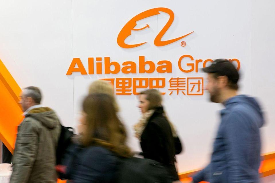 Alibaba will report its fiscal first-quarter 2019 earnings early on Thursday. Source: Bloomberg/Bloomberg