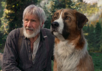 Harrison Ford in new adaptation 'The Call of the Wild' (20th Century Fox)