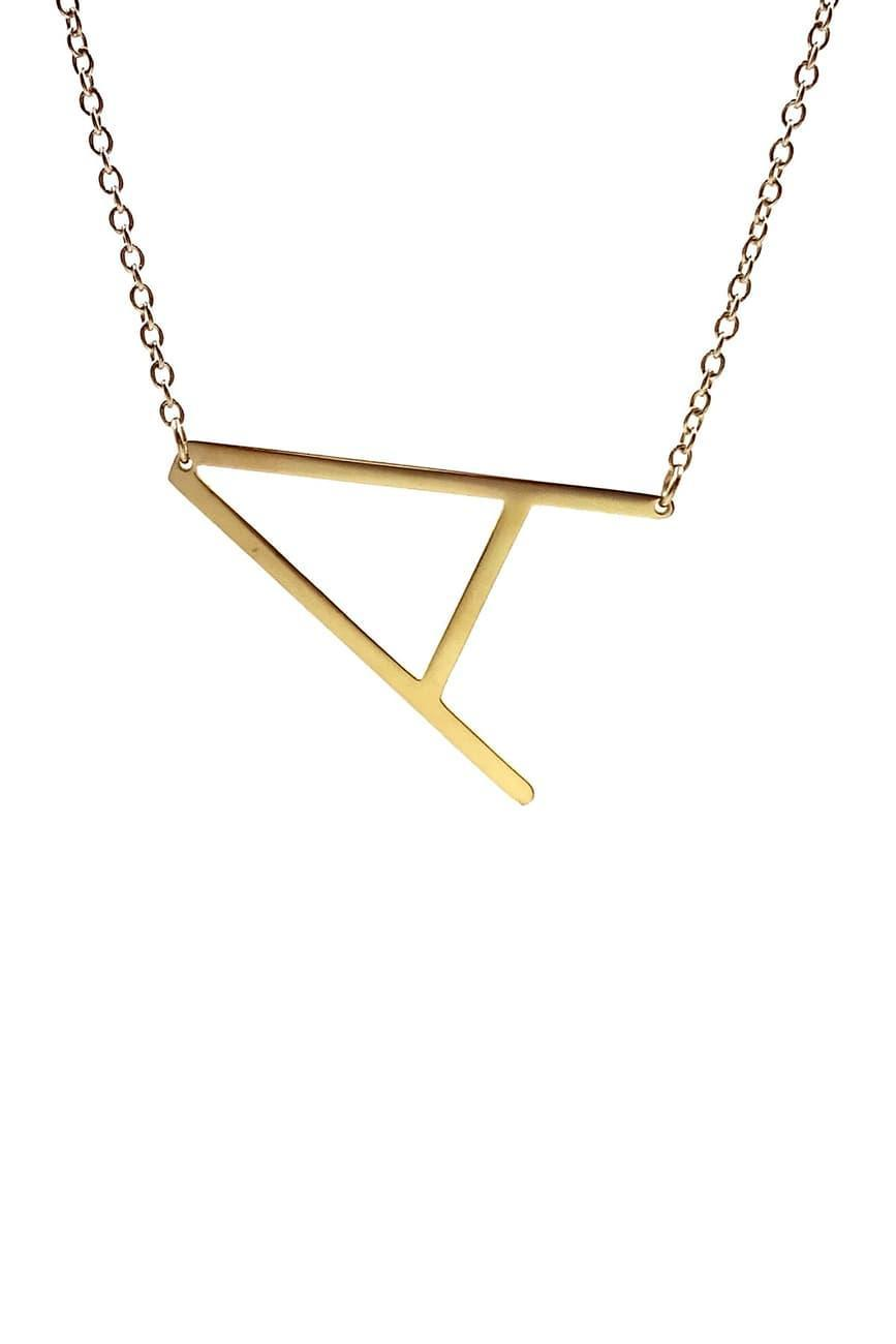 """<h2><a href=""""https://fave.co/31vGWAf"""" rel=""""nofollow noopener"""" target=""""_blank"""" data-ylk=""""slk:14K Gold Plated XL Initial Necklace"""" class=""""link rapid-noclick-resp"""">14K Gold Plated XL Initial Necklace</a></h2><br>The XL version of this necklace is a bigger and brighter version of the classic initial necklace. Perfect for a friend who likes a bold statement. <br><br><br><br><strong>Savvy Cie</strong> 14K Gold Plated XL Initial Necklace, $, available at <a href=""""https://go.skimresources.com/?id=30283X879131&url=https%3A%2F%2Ffave.co%2F31vGWAf"""" rel=""""nofollow noopener"""" target=""""_blank"""" data-ylk=""""slk:Nordstrom Rack"""" class=""""link rapid-noclick-resp"""">Nordstrom Rack</a>"""
