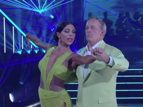 Sean Spicer on Dancing with the Stars: ABC