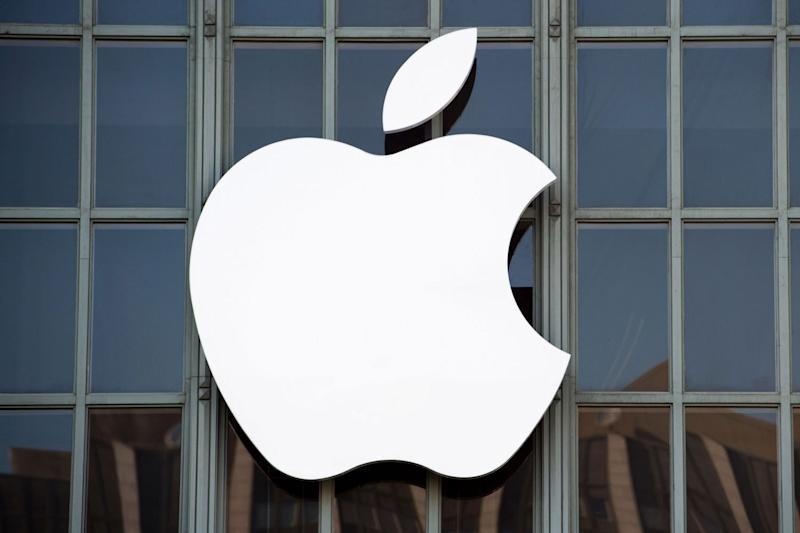 MIlestone: Apple is expected to become the world's first $1 trillion company in 2018: JOSH EDELSON/AFP/Getty