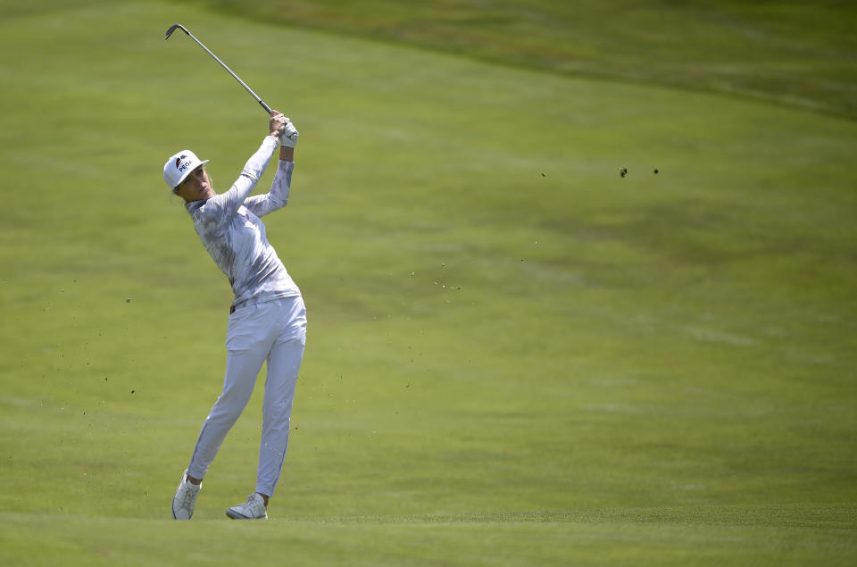 Derby ace Reid, 33, is the world No.36 and is relishing a crack at glory in Tokyo this summer