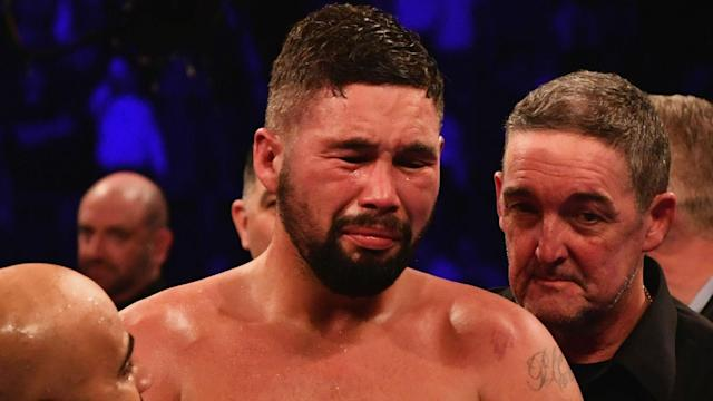 Concerns that he could be killed in the ring by David Haye prompted Tony Bellew to write a will.