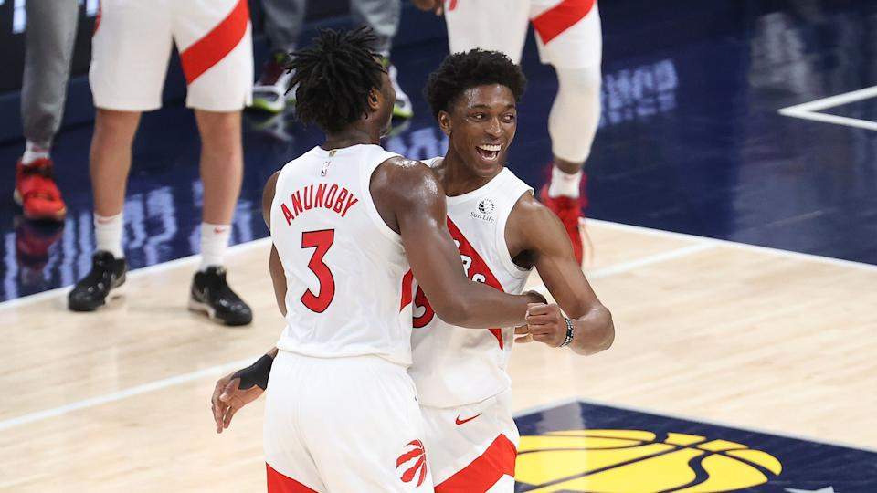 Stanley Johnson is being rewarded for the work he put in during the offseason. (Photo by Andy Lyons/Getty Images)