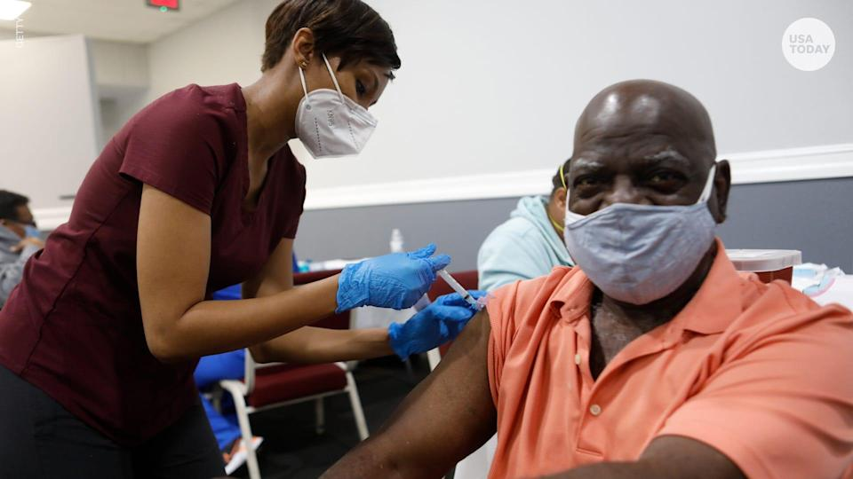 Less than a quarter of Black Americans are fully vaccinated against COVID-19, according to CDC data from mid-July.