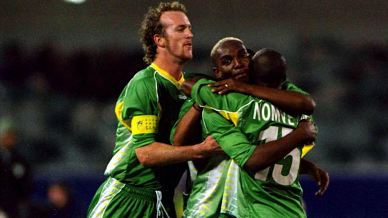 Booth laments Bafana Bafana's lack of killer instinct at the 2010 Fifa World Cup