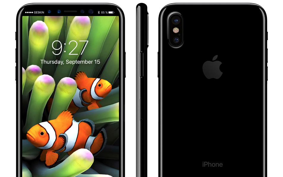 Apple is reportedly replacing the home button on the iPhone 8, and it's going to be a BIG change