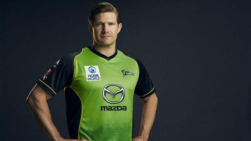 Shane Watson says he can't get his head around regardthe new rules in the BBL [sydneythunder.com.au]