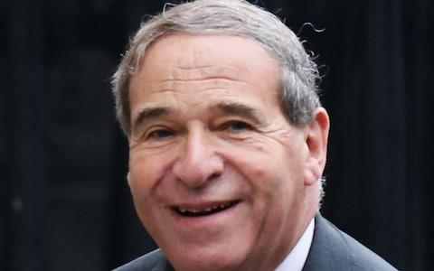 Lady Brittan – whose husband Lord Brittain (pictured) died without knowing that his name had been cleared - Credit: Chris Jackson/PA