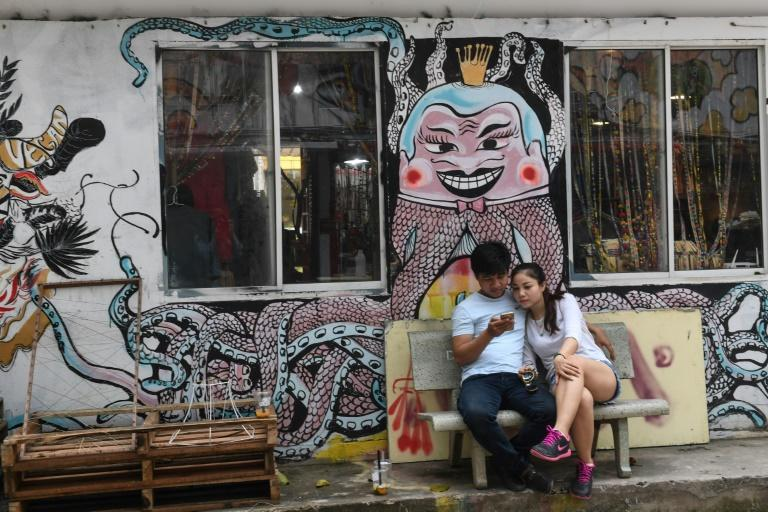 Residents of Hi Chi Minh City have come to love the graffiti, local street artists say
