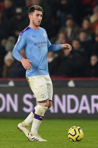 Aymeric Laporte made his return from a long-term knee injury two weeks ago