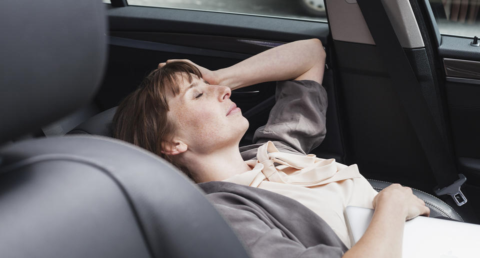 Sleeping in your car is illegal in many places in Australia and could cost you hundreds in fines. Source: Getty Images
