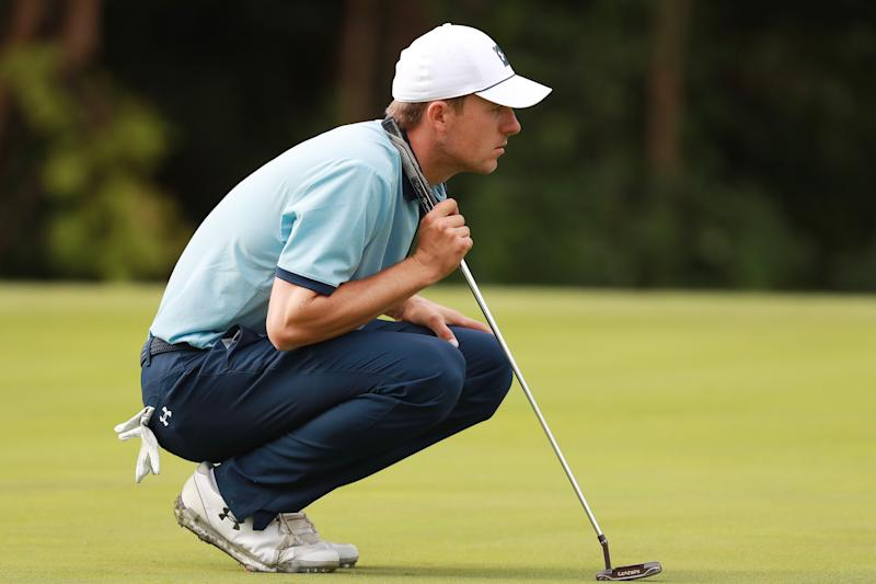 Jordan Spieth just turned in the greatest putting performance of his career (which is saying a lot)