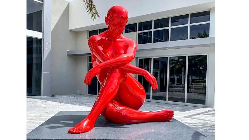 Simon Ourian combines cosmetic Dermatology, art in a $3.5mn sculpture
