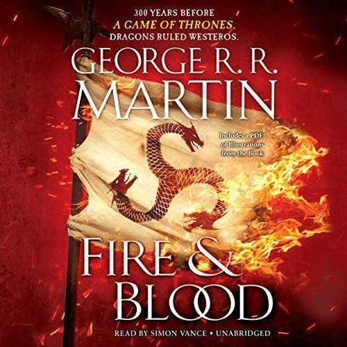 'Game of Thrones: Fire & Blood' audiobook (Photo: Audible)