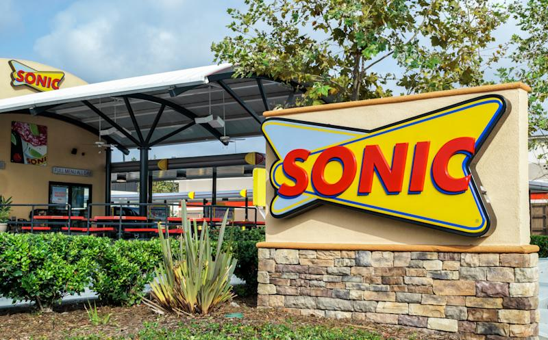 "A New Mexico woman was charged with robbery for stealing food from Sonic and telling the employee, ""This one's on God."""