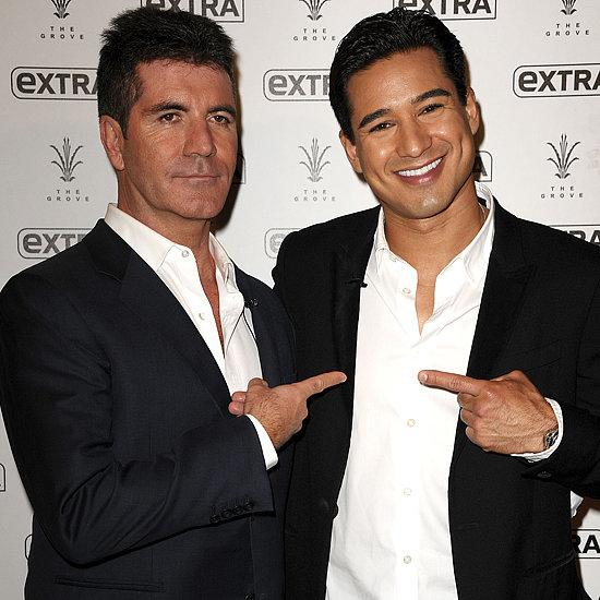 I Ll Borrow Some Of His Nannies Why Mario Lopez Is Excited For