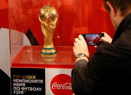 FIFA World Cup Russia Tickets On Sale Thursday